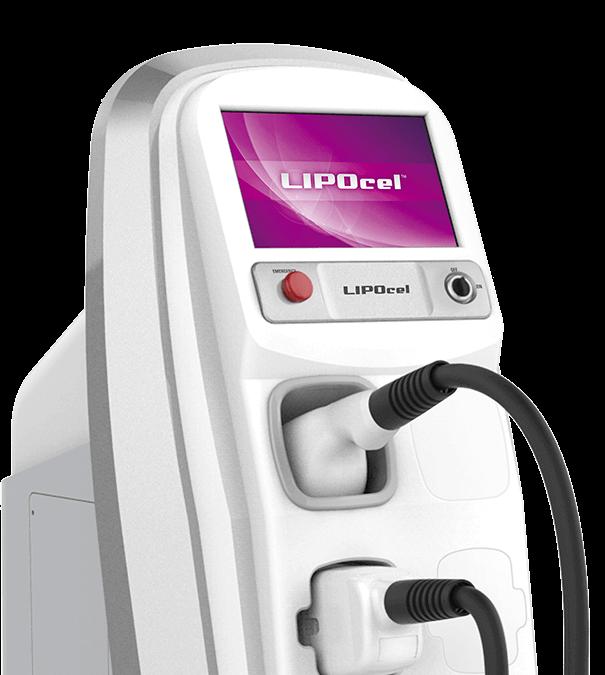 LIPOcel, o primeiro HIFU para tratamento da gordura