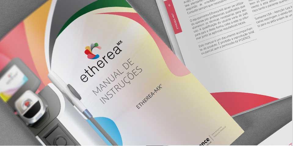 Assista a série de vídeos ETHEREA-MX Manutenção e Cuidados